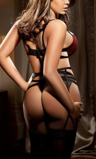 High-class Paris escorts lady Amanda, VIP busty French escort model in Paris